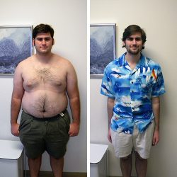 Lost 110 Pounds